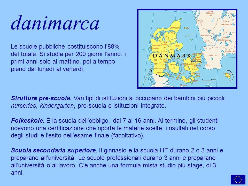 estonia Scuola pre-primaria.Da 1 a 6 anni. Scuola dell'obbligo.