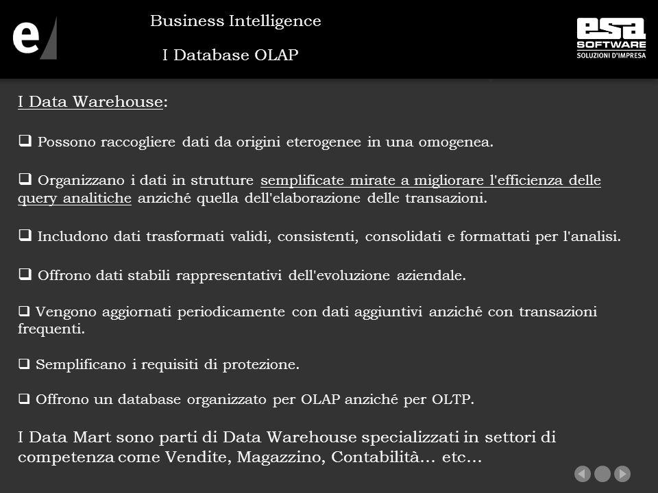 Microsoft Data Analyzer® - Report I report in HTML… Business Intelligence