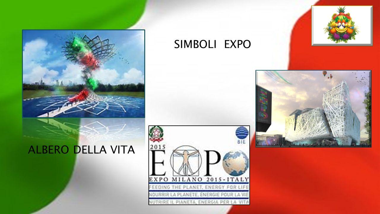 SIMBOLI EXPO ALBERO DELLA VITA