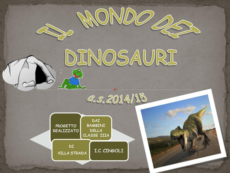PROGETTO DI STORIA : IL MONDO DEI DINOSAURI Ci siamo posti allora queste domande: perché i dinosauri sono spariti.