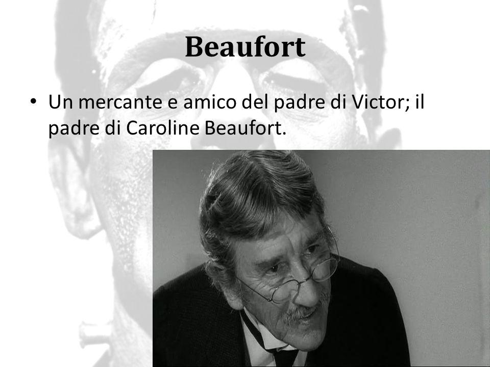 Caroline Beaufort La figlia di Beaufort.