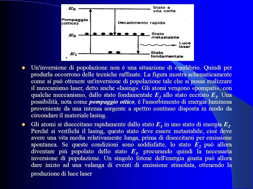 ETICHETTATURA DEGLI OCCHIALI DI PROTEZIONE (NORMA EN 207) D per laser continui I per laser impulsati (μs) R per laser ad impulsi «giganti» in regime di «Q switch» (ns) M per laser ad impulsi brevi in regime di «mode locking» (ps, fs) La lunghezza d'onda (o le lunghezze d'onda) o il dominio spettrale per cui gli occhiali assicurano protezione Il valore della densità ottica (da 1 a 10) a quella lunghezza d'onda L'identificazione del produttore Il marchio di certificazione Riferimento norma EN 207 o EN 208 per occhiali di allineamento)