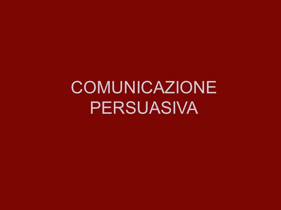 Una funzione centrale degli atti comunicativi consiste nell'esercitare qualche forma di influenza.