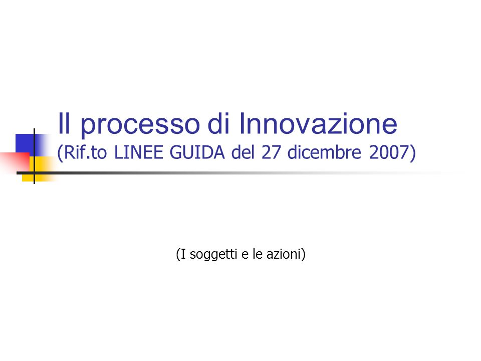 tematiche emergenti (Rif.to Linee guida del 27.12.07 – paragrafo 6) Ambito della continuità: Continuità tra I e II ciclo: aspetti didattici, metodolo