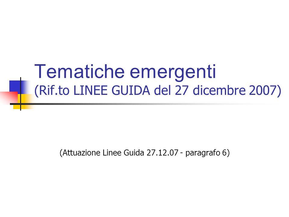 OBBLIGO DI ISTRUZIONE Linee guida del 27 dicembre 2007 - sintesi I tempi e il percorso: A. S. 2007/08 1. Conoscenza dei profili essenziali e qualifica