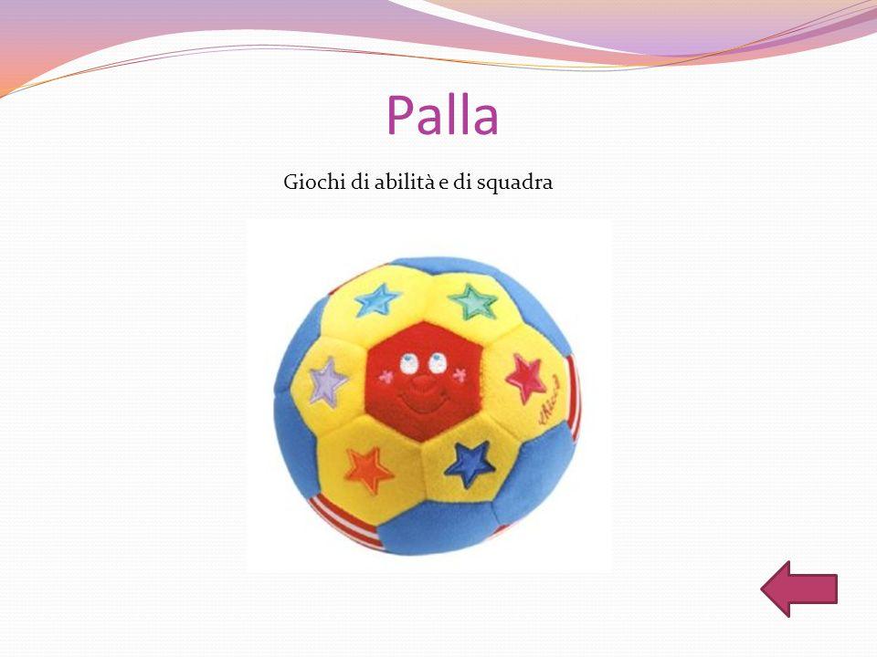 Palla Giochi di abilità e di squadra