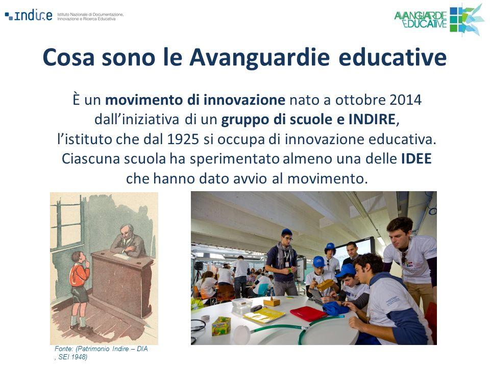 È un movimento di innovazione nato a ottobre 2014 dall'iniziativa di un gruppo di scuole e INDIRE, l'istituto che dal 1925 si occupa di innovazione ed