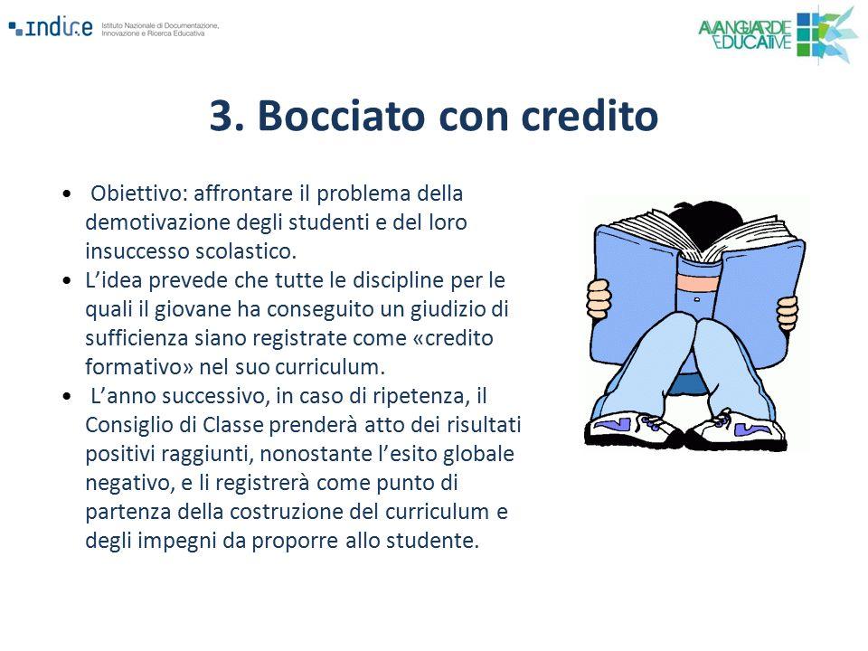 Obiettivo: affrontare il problema della demotivazione degli studenti e del loro insuccesso scolastico. L'idea prevede che tutte le discipline per le q