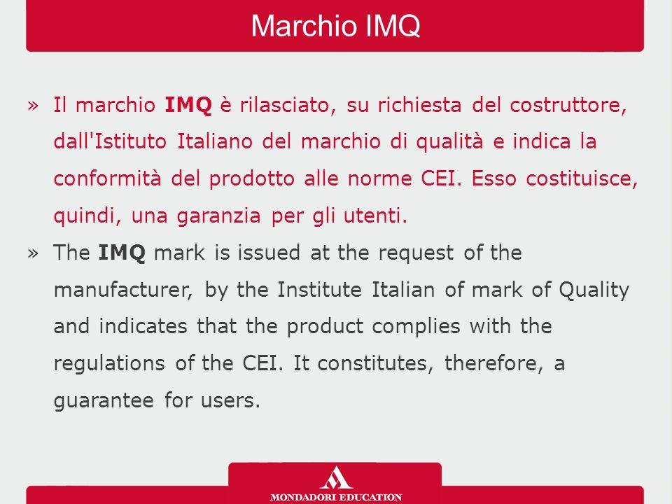 »Il marchio CE indica la conformità del prodotto ai requisiti essenziali della sicurezza previsti dalle corrispondenti direttive europee.