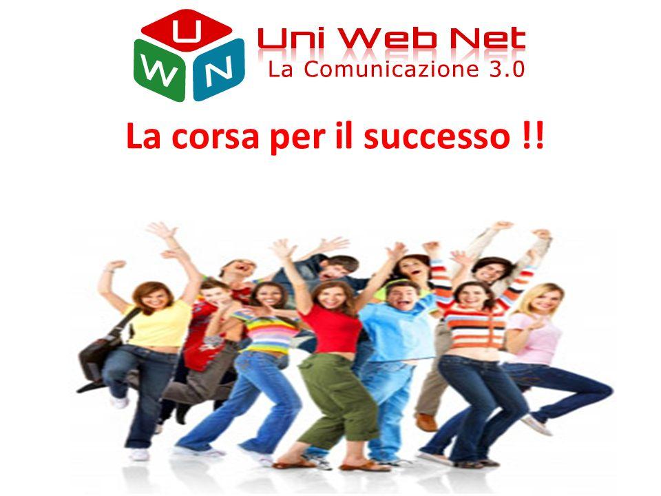 La corsa per il successo !!