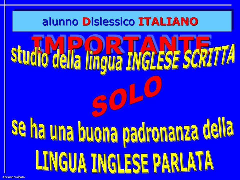 quale lingua straniera per i D.S.A.? quale lingua straniera per i D.S.A.? Adriana Volpato 2 criteri 1. Affinità linguistica: italiano /spagnolo italia