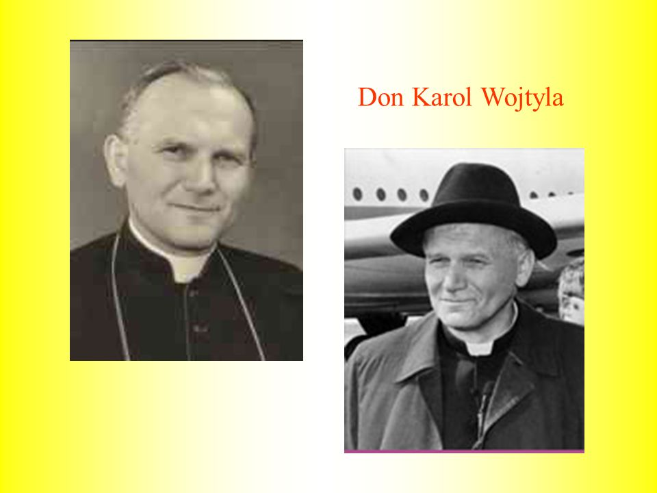 Don Karol Wojtyla