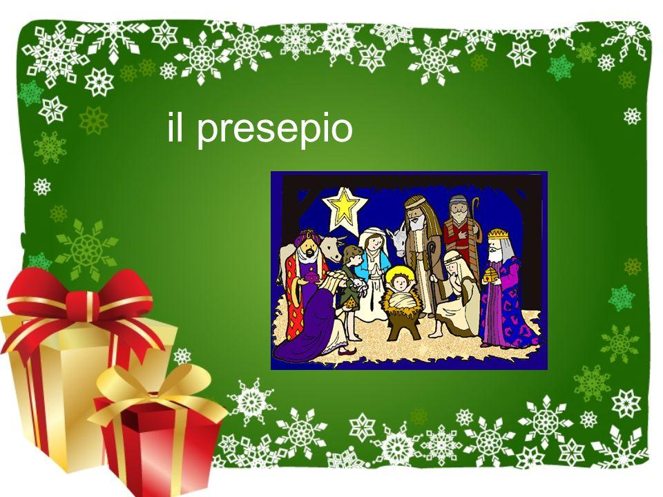 24 dicembre VIGILIA DI NATALE