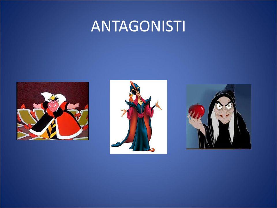 ANTAGONISTI