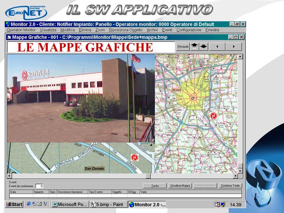 LE MAPPE GRAFICHE