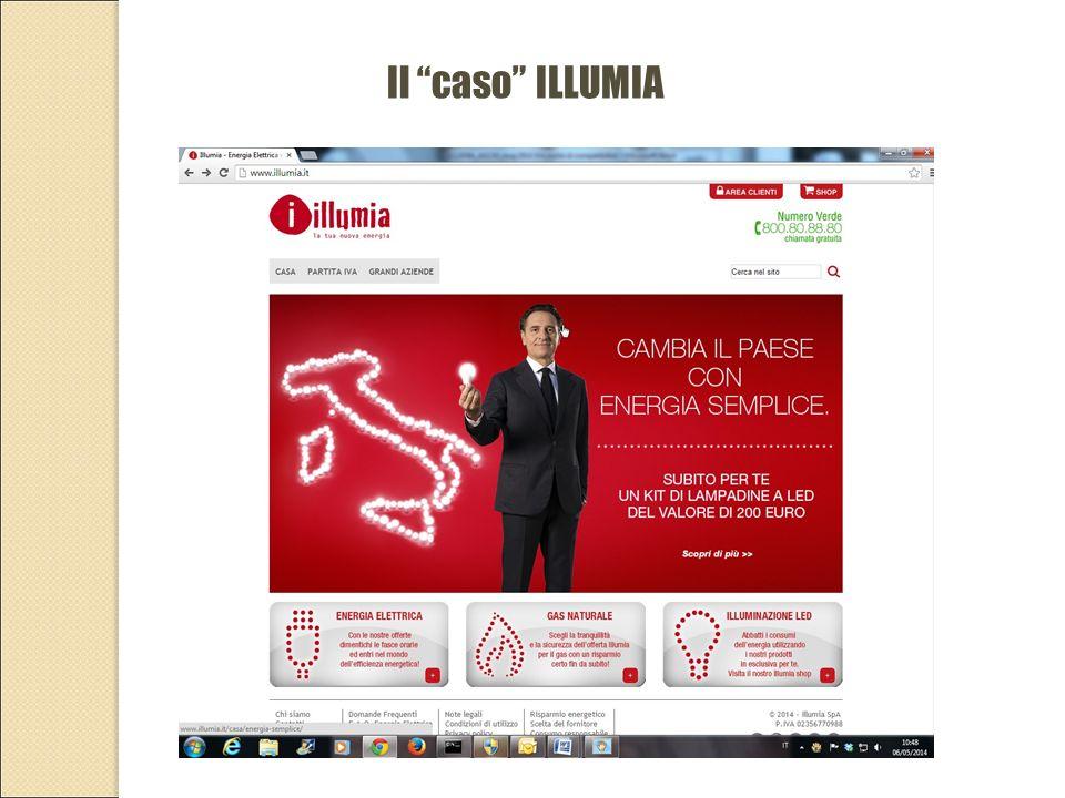 """Il """"caso"""" ILLUMIA"""