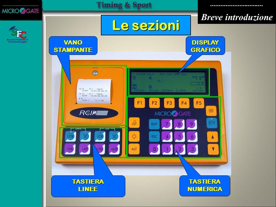 REI2 – breve introduzioneREI2 – breve introduzione Tastiera Connessioni Filosofia operativa La struttura della macchina Visualizzazioni Fine sessione