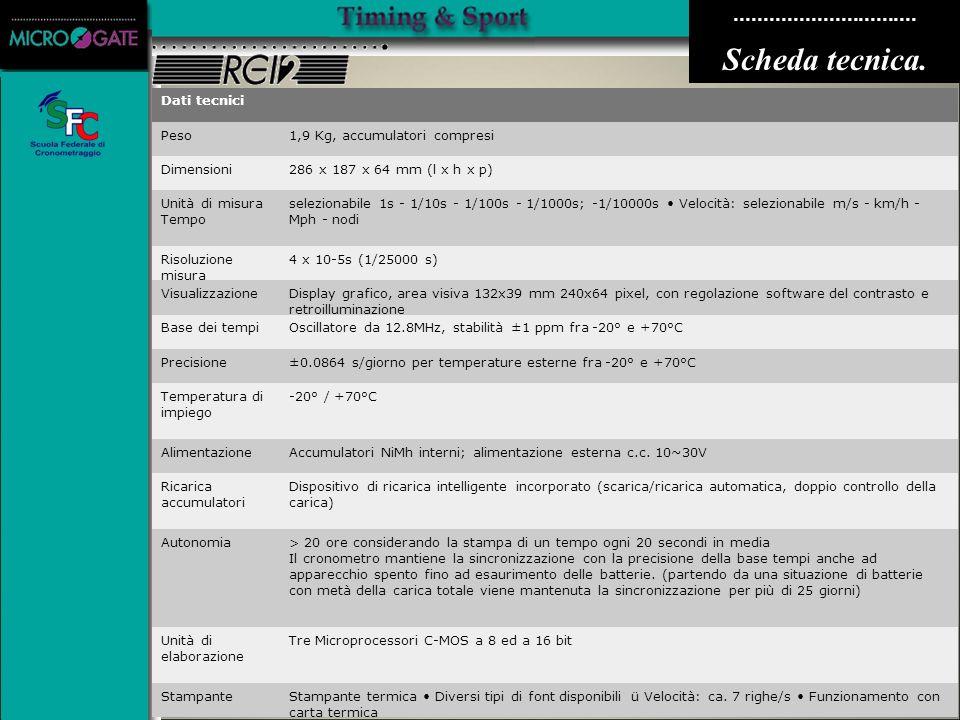 REI 2TdC 8000 CP 705Master DisplayTesto : 8 righe da 40 caratteri Modo grafico per evidenziare informazioni importanti 3 display 8 digit 1 display 4 r