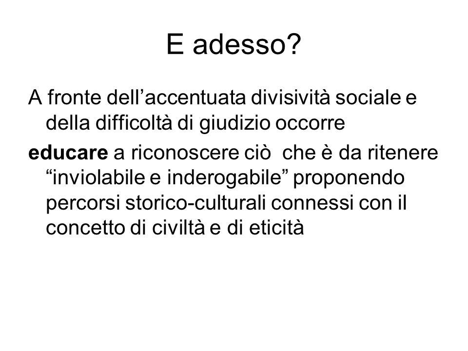 Abbiamo Il dovere di avere doveri (Cfr.Luciano Violante, Einaudi, 2014)