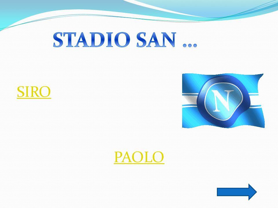 SIRO PAOLO