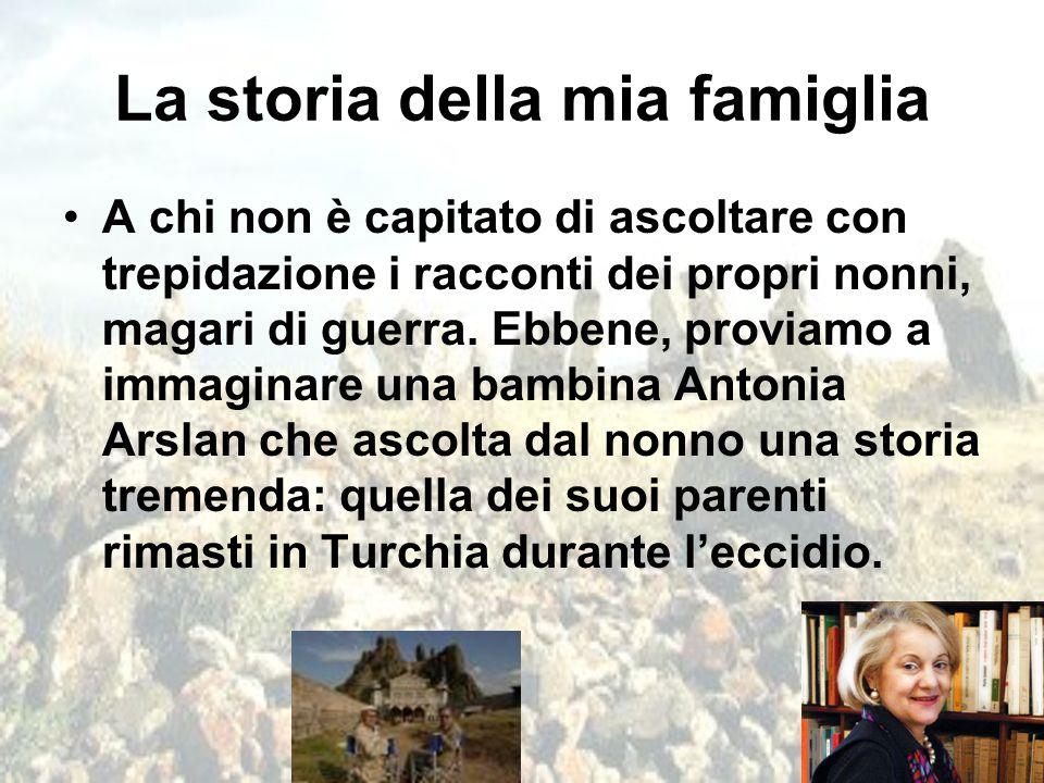 La strage in Masseria La Masseria delle Allodole si rivela una trappola mortale per tutti gli uomini di famiglia, selvaggiamente trucidati.
