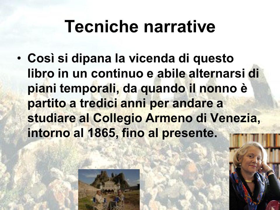 La strage in Masseria Si salvano solo le donne, e anche il piccolo Nubar, perché travestito da bambina.