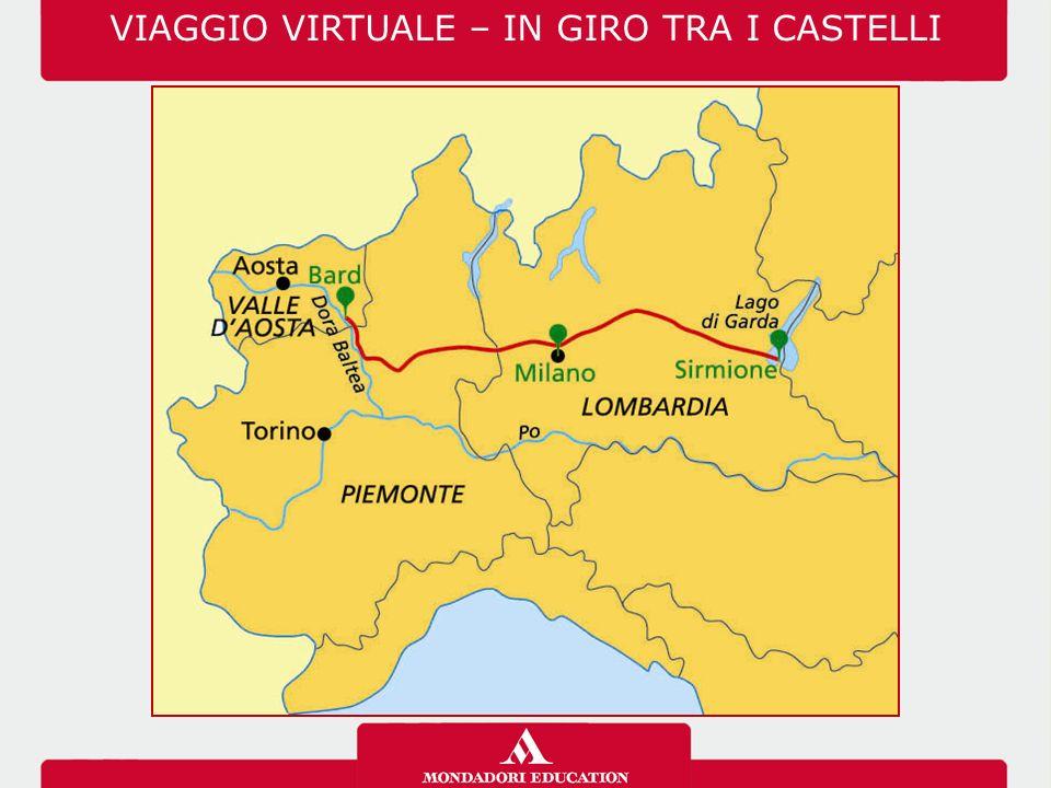 VIAGGIO VIRTUALE – IN GIRO TRA I CASTELLI