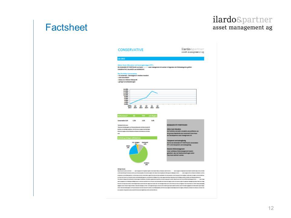 12 Factsheet