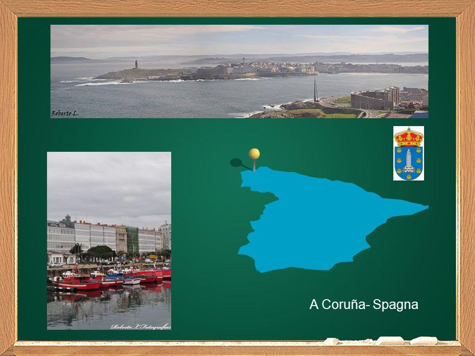 A Coruña- Spagna