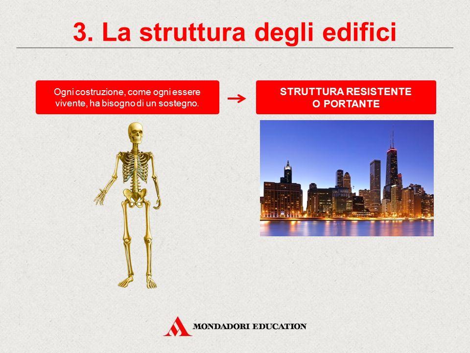 2. Le costruzioni nella storia STRUTTURE E STILI ARCHITETTONICI DIVERSI A SECONDA DELLE EPOCHE E DEI LUOGHI