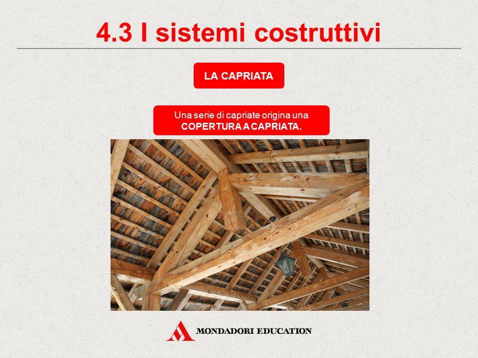 4.3 I sistemi costruttivi LA CAPRIATA