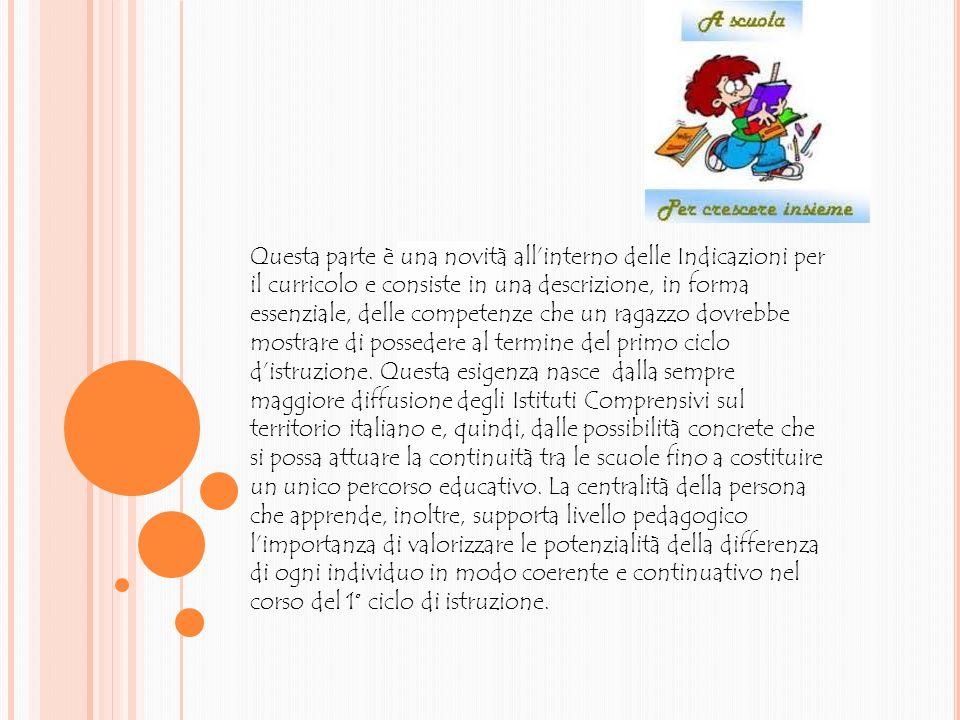 La scuola italiana raccoglie una sfida universale di apertura verso il mondo,di pratica dell'uguaglianza nel riconoscimento delle differenze, siano es