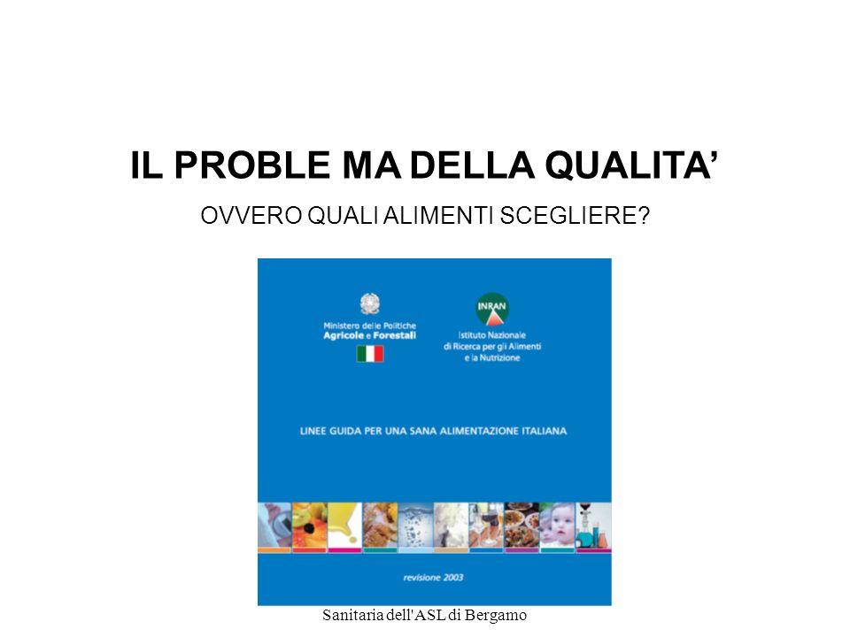 Progetto promosso dalla Direzione Sanitaria dell ASL di Bergamo 1 CONTROLLA IL PESO E FAI ATTIVITA' FISICA ° Pesati una volta al mese per controllare che il tuo peso resti normale.