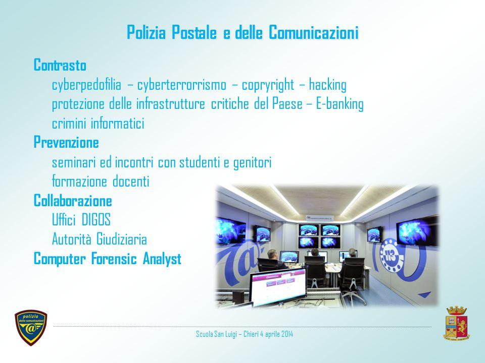 Ransomware Scuola San Luigi – Chieri 4 aprile 2014