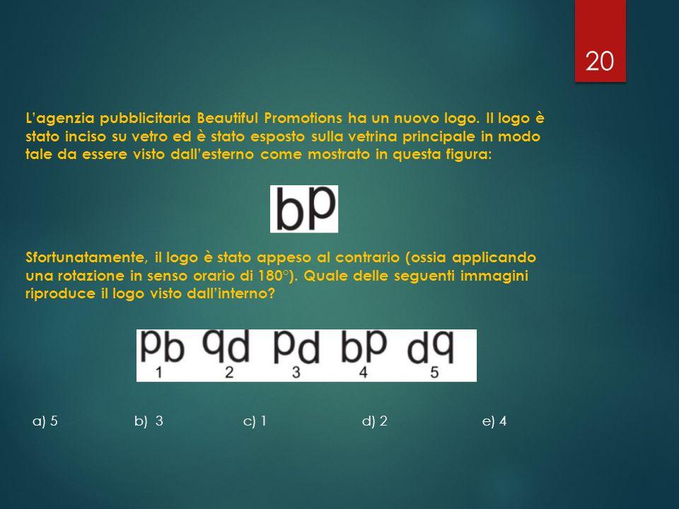 L'agenzia pubblicitaria Beautiful Promotions ha un nuovo logo. Il logo è stato inciso su vetro ed è stato esposto sulla vetrina principale in modo tal