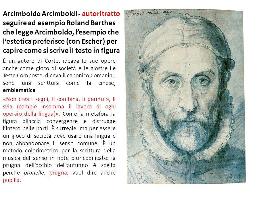 Arcimboldo Arcimboldi, esaltatissimo in vita, ricade dopo come autore di curiosità e bizzarrie, tanto che non se ne conosce quasi la vita se non dai panegirici dei contemporanei.