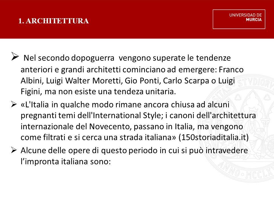 1. ARCHITETTURA Grattacielo Ina Assitalia, Carlo Broggi. Palermo