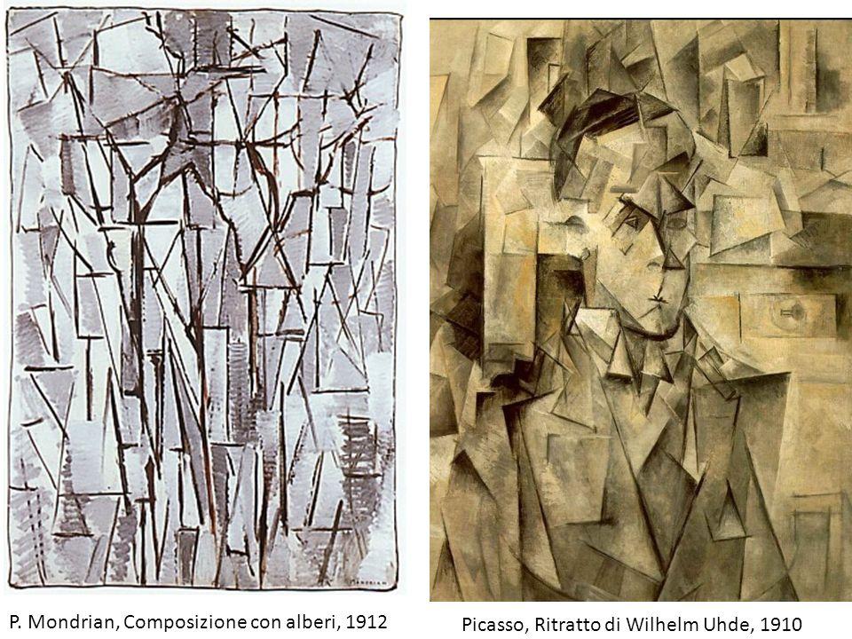Picasso, Ritratto di Wilhelm Uhde, 1910