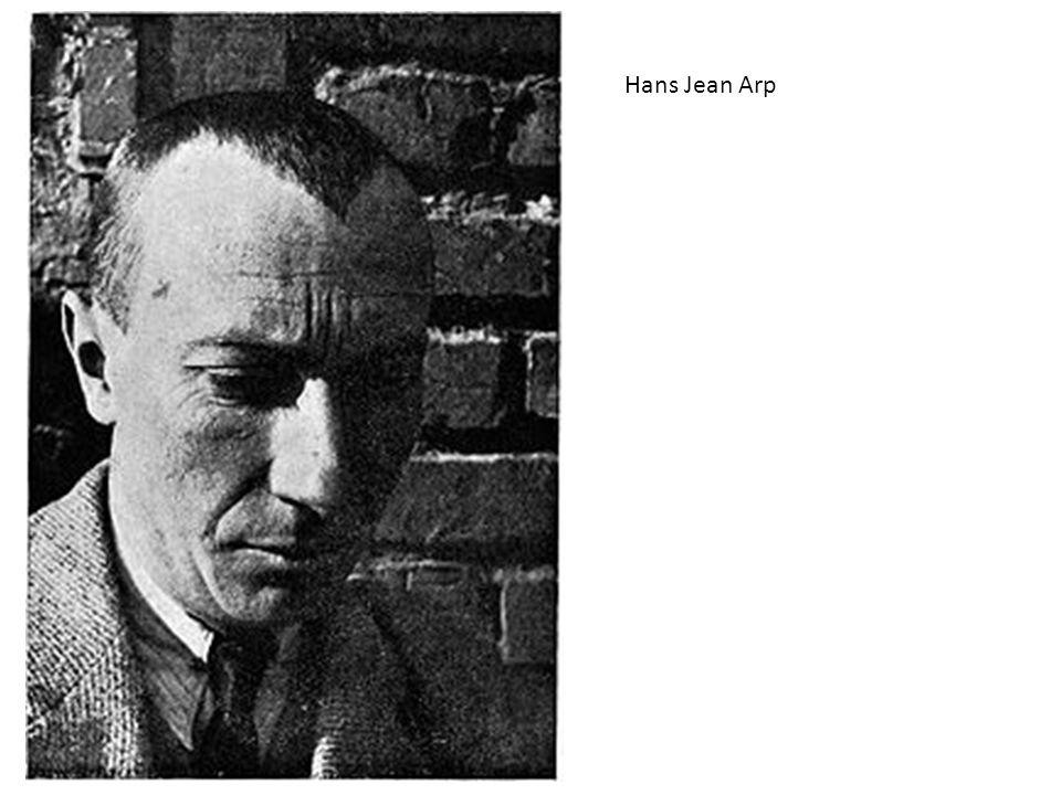 Hans Jean Arp