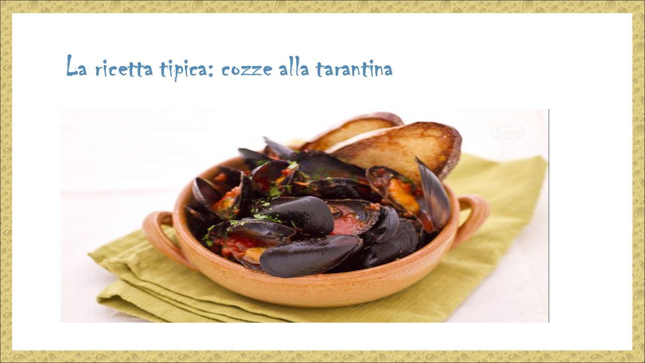 La ricetta tipica: cozze alla tarantina