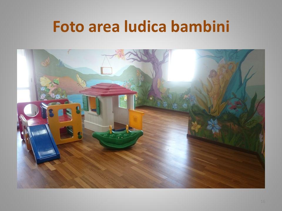 Foto area ludica bambini 16