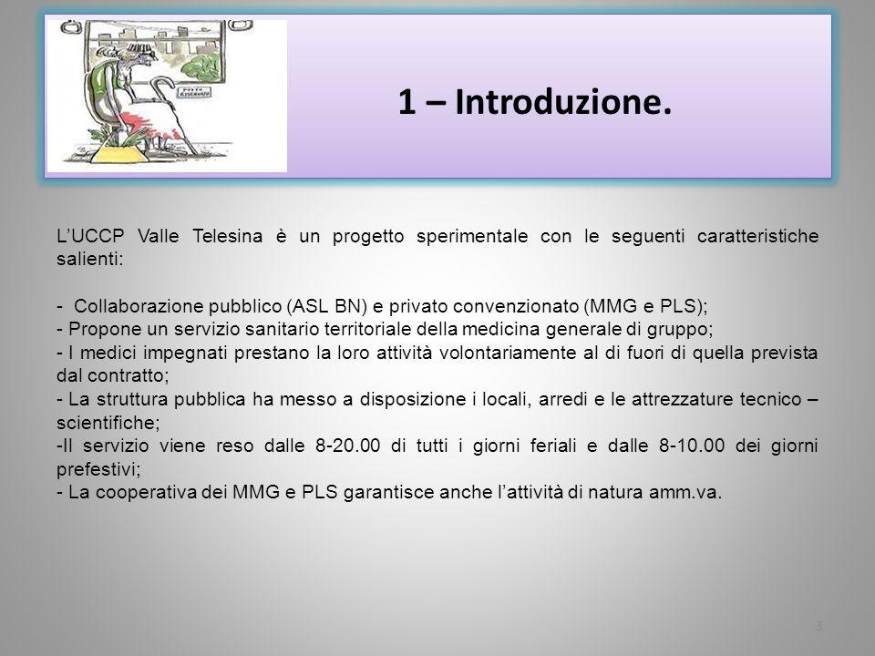 1 – Introduzione.