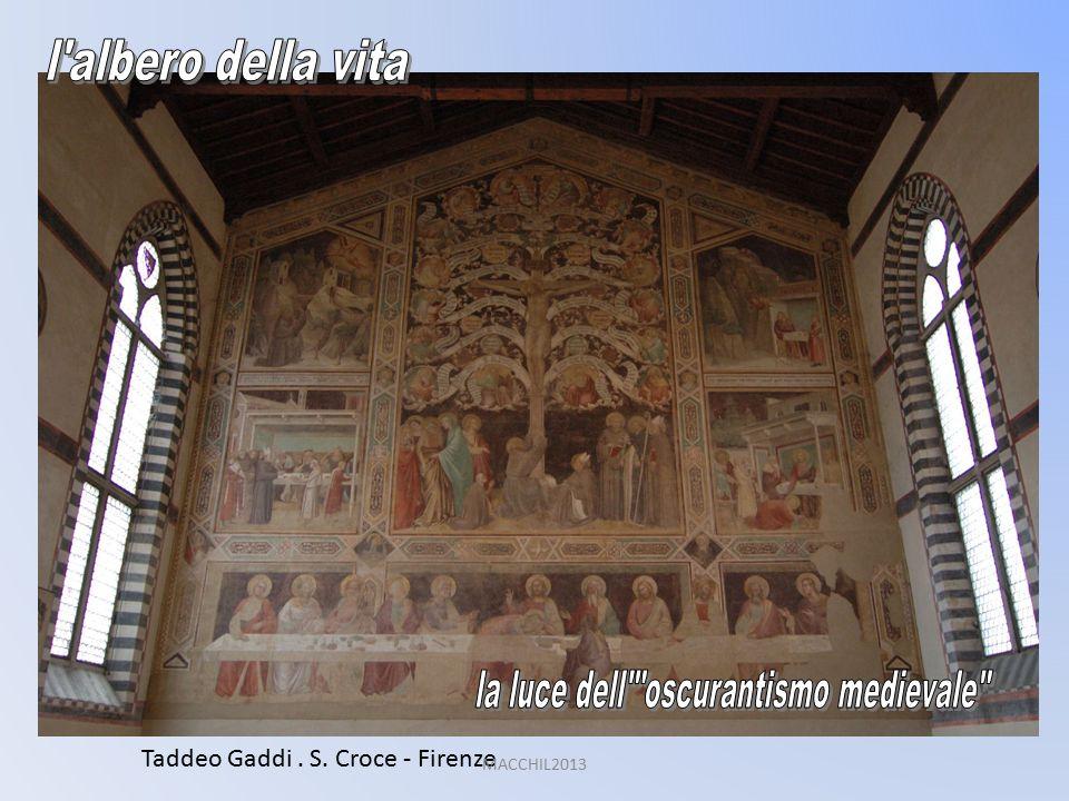 Taddeo Gaddi. S. Croce - Firenze MACCHIL2013