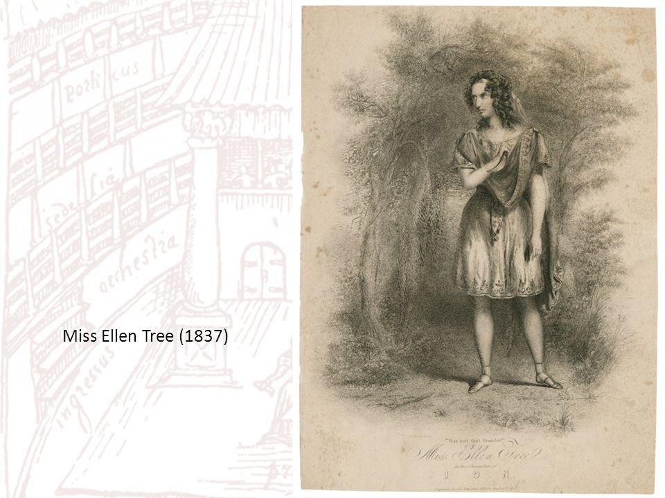 Miss Ellen Tree (1837)