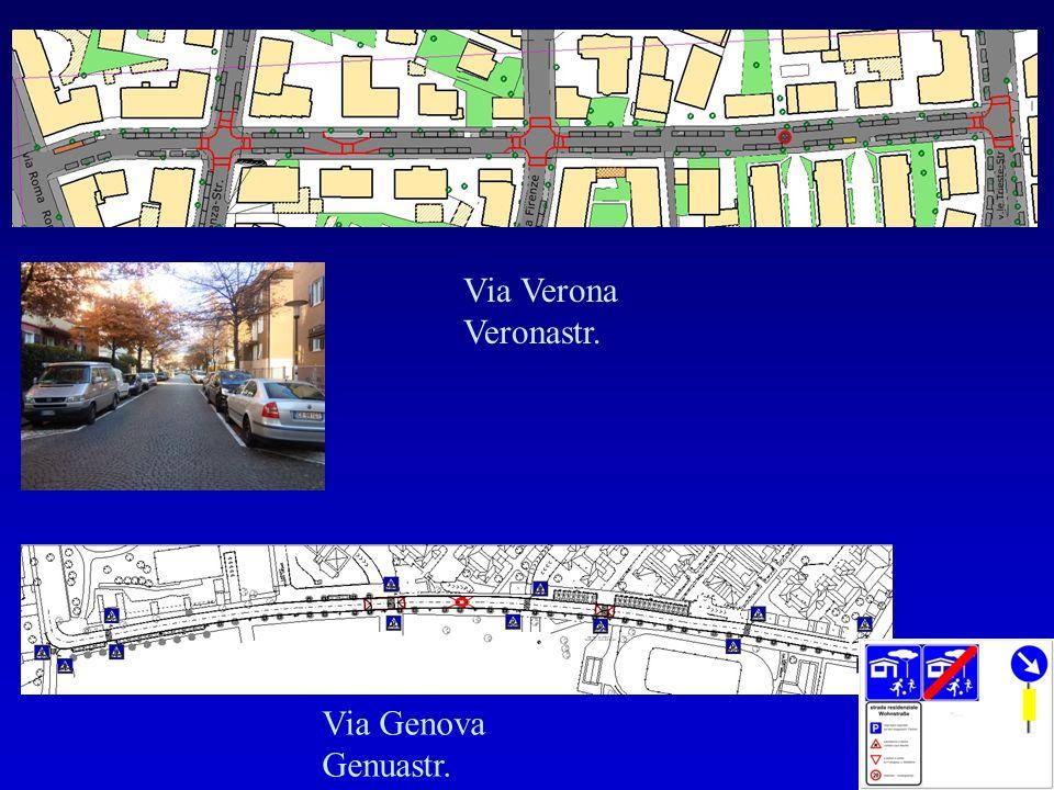 Via Verona Veronastr. Via Genova Genuastr.