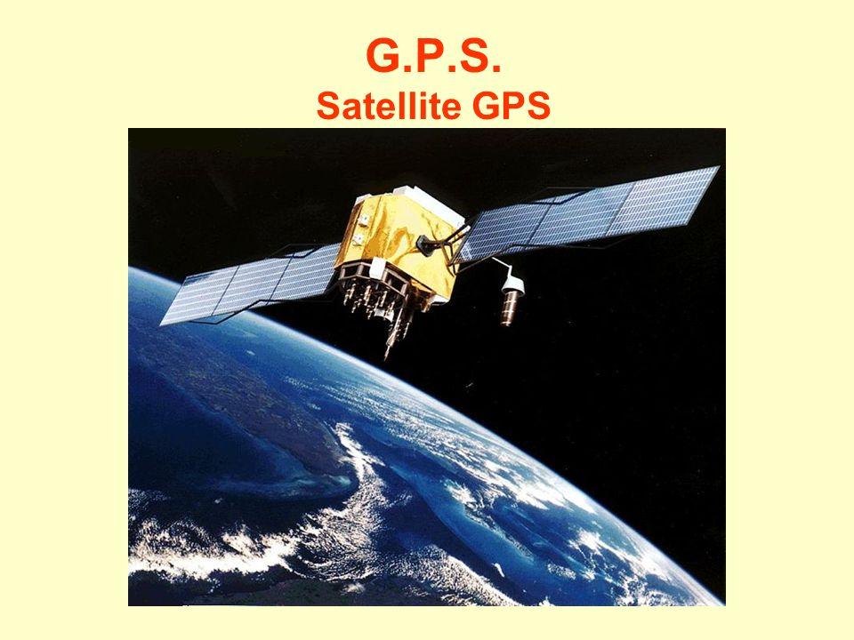 Udino Ranzato uranzato@libero.it GPS I satelliti GPS sono in posizione stazionaria a circa 20200 Km dalla terra.