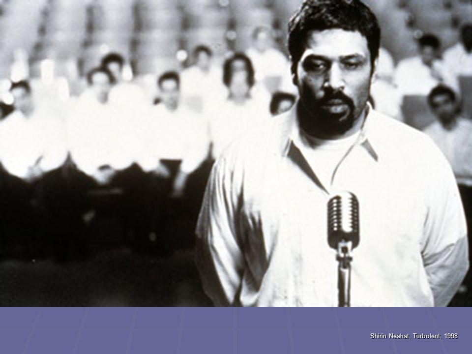 Shirin Neshat, Turbolent, 1998