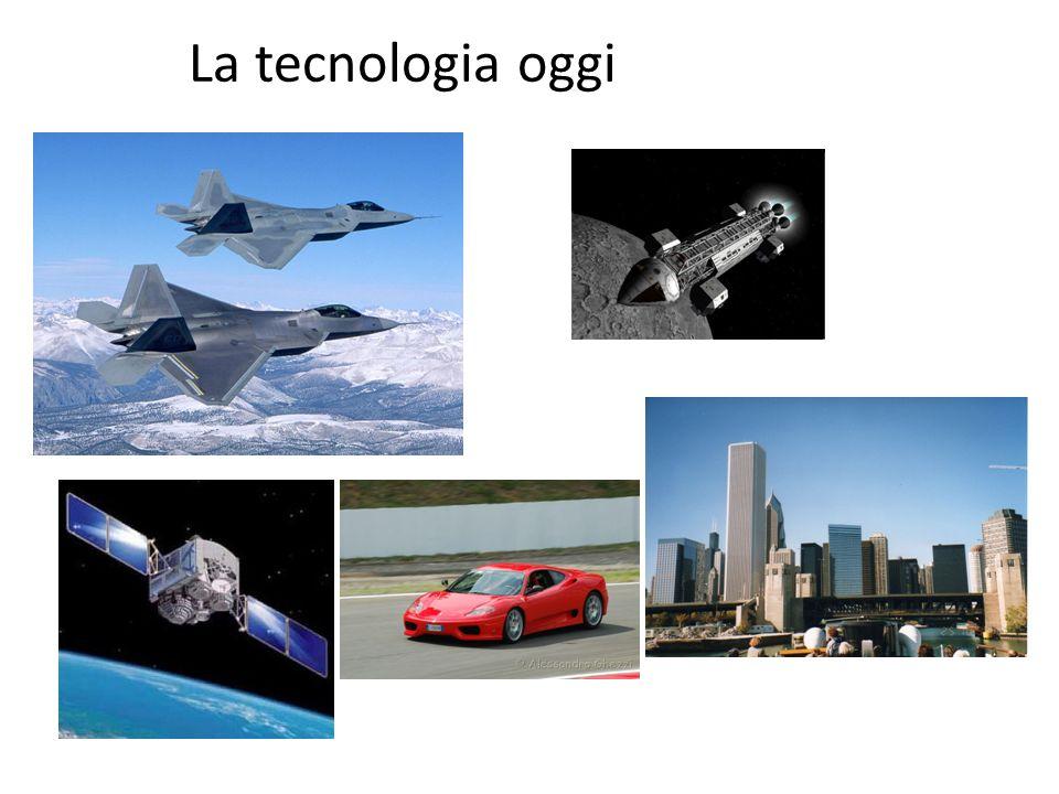 La tecnologia oggi