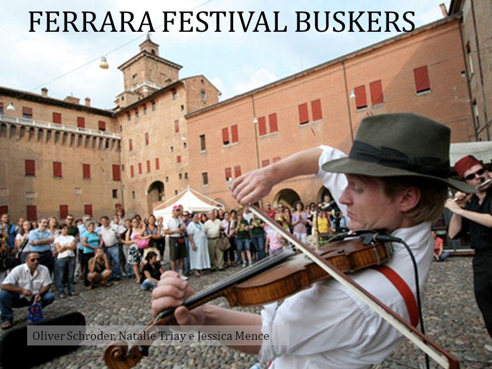 Nella tua opinione quali sono i vantaggi del festival su Ferrara.