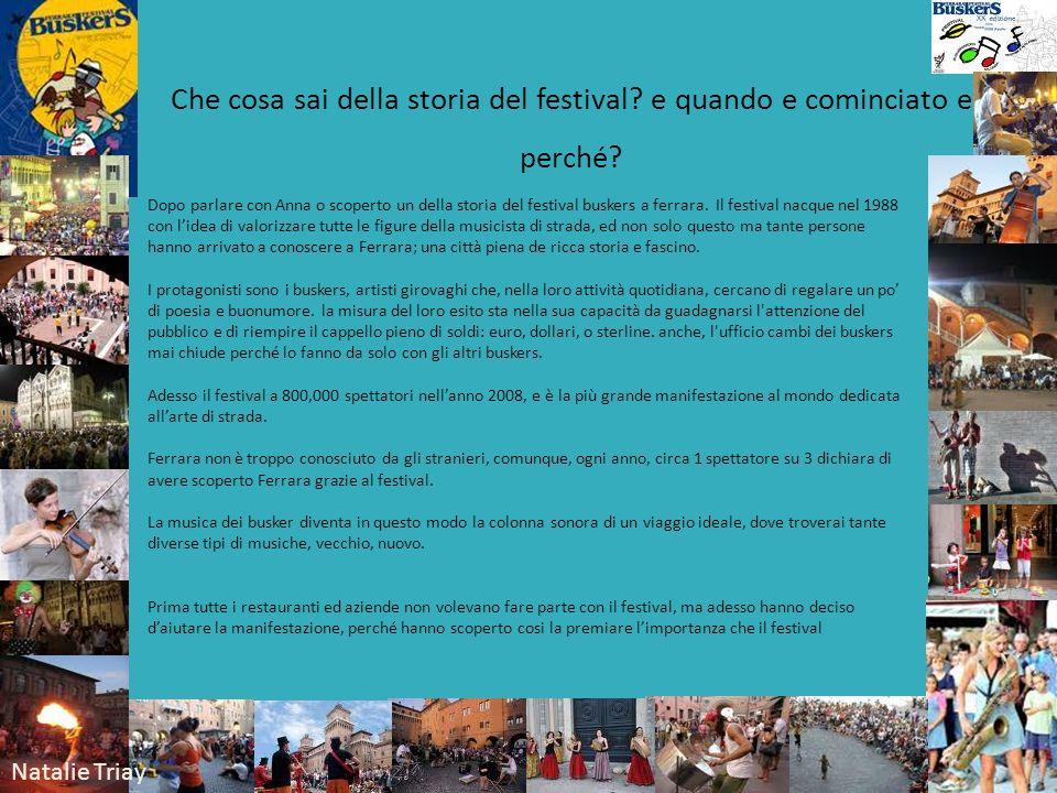 Se Qualcuno vuole essere un Busker a Ferrara e gratuito o si deve pagare per ricevere un posto.